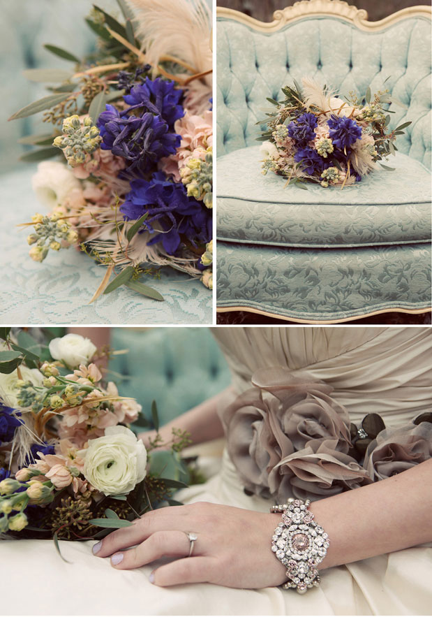 Wedding Blog Woodland Romance