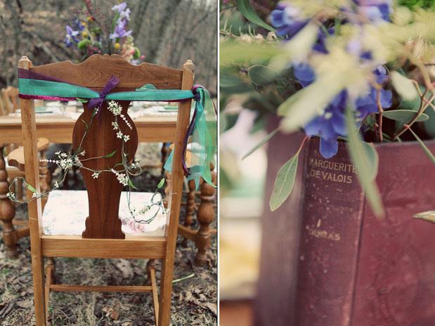 Wedding Blog Woodland Romance