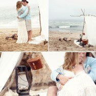 Beach Camping: The most romantic date you'll ever take!