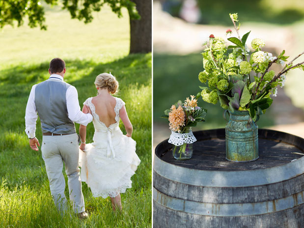 santa_margarita_ranch_wedding wine barrell flowers