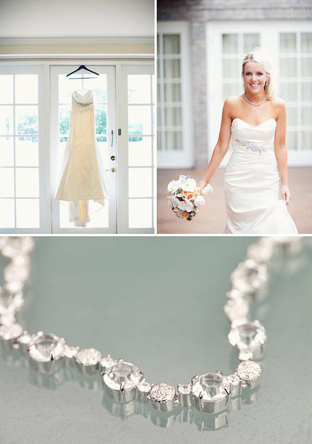 bridal jewelry dress alvina valenta gown