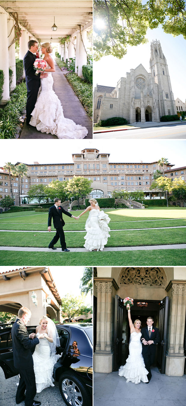 The Langham Huntington Wedding