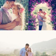Fields of Lavender: Farm Out Your Engagement Session