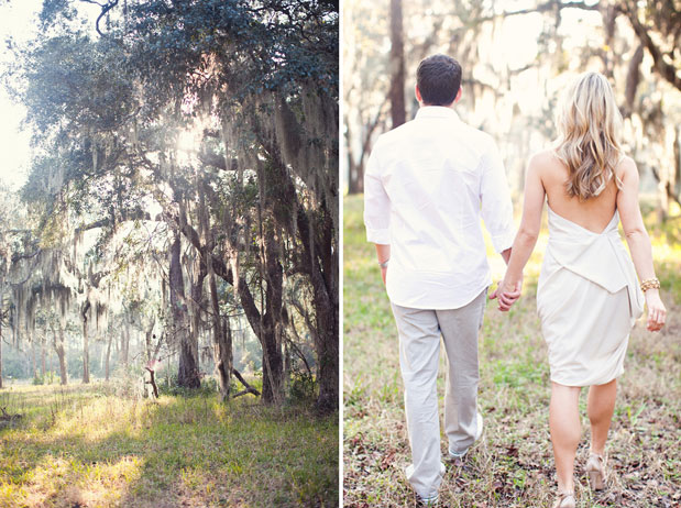 Wedding Blog Deep South Engagement