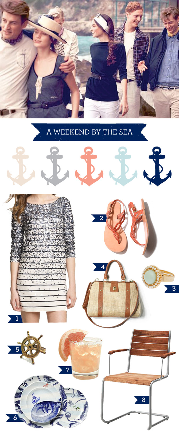 Wedding Blog Nautical Inspiration Round Up