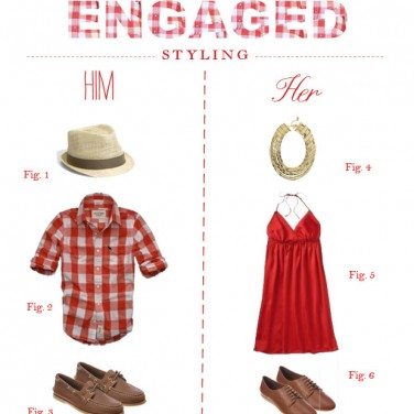 Engaged Styling: Country Chic 101