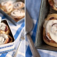 Cinnamon Roll Favors