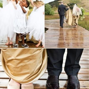 English Countryside Wedding (Kinda)