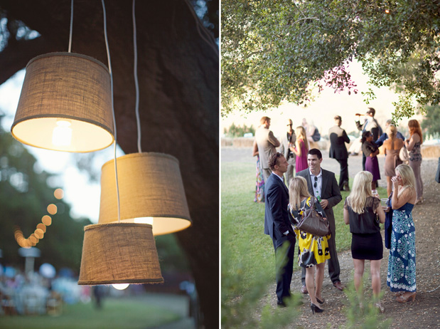 lamp shade diy lighting chandelier wedding decor ideas