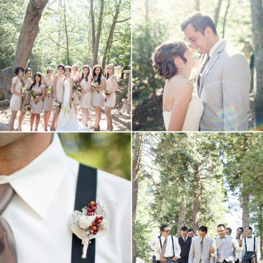 Wooded Wedding