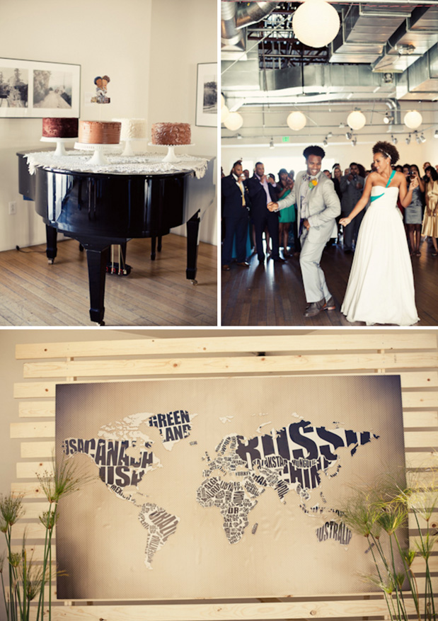 Wedding Blog Sabrina Alashi and Rodney Clouden Real Wedding