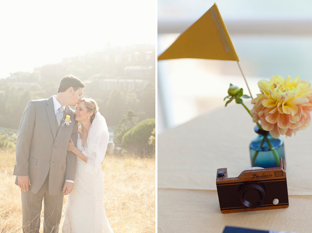 Wedding Blog Nautical Wedding With School Spirit