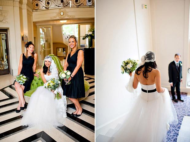 Wedding Blog Je Taime: A Paris Wedding