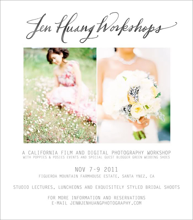 Wedding Blog Jen Huang Photography