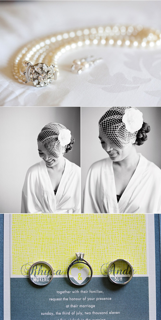 Wedding Blog Modern Yellow at Langham: Rhysa and Andy Wed