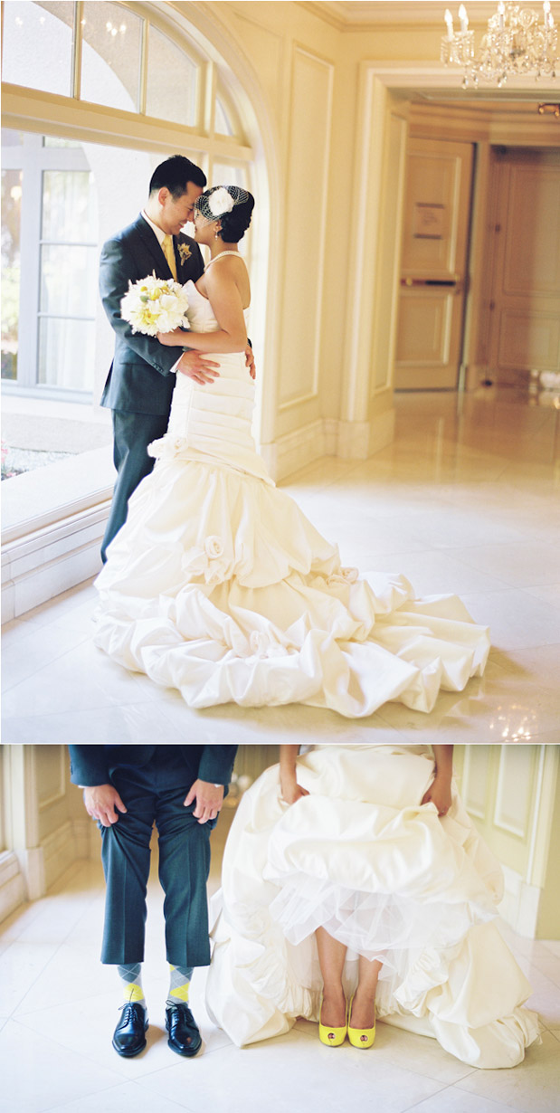 sara k chen photography bridal portraits modern wedding