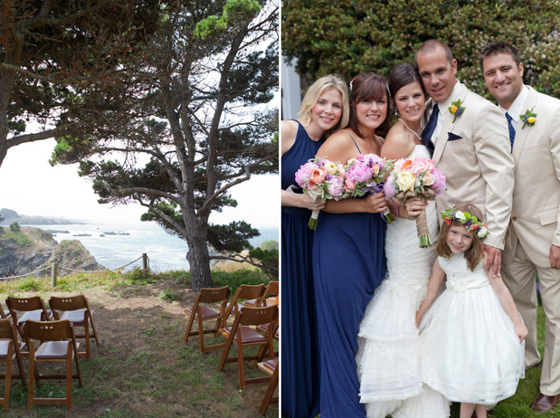 Wedding Blog Mendocino Sherbert!