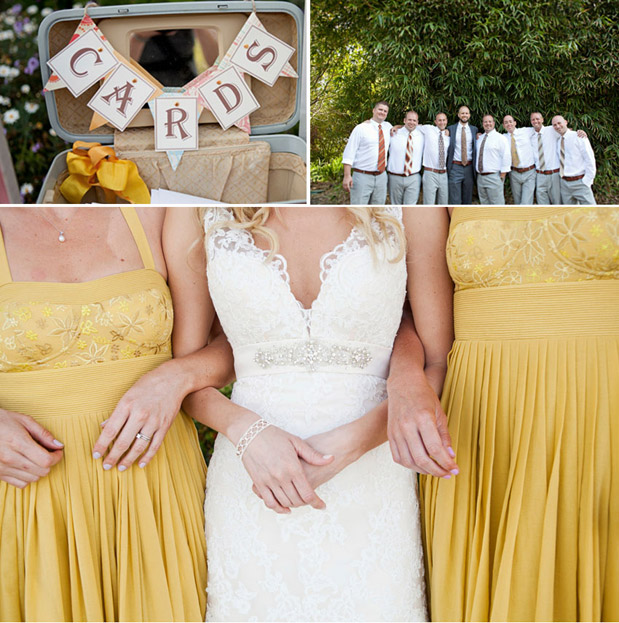 Outdoor Wedding San Diego: San Diego Botanic Garden Wedding