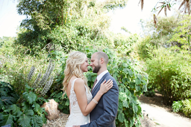 Wedding Blog San Diego Botanic Garden Wedding