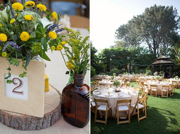 Garden cathay wedding