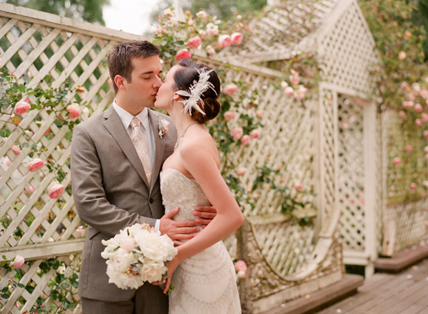 Wedding Blog Romantic Wine Country Bridal Shoot