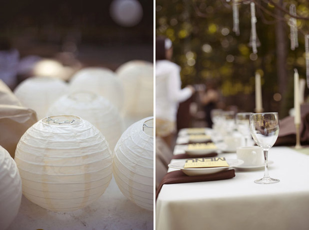 Wedding Blog Romance in the Wild + Smores Buffet