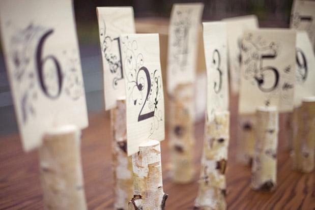 Wedding Blog Romance in the Wild + Smores Buffet
