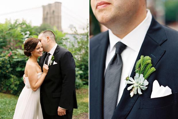 Wedding Blog Brooklyn Loft Wedding