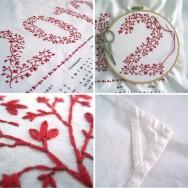 Embroidered Keepsake