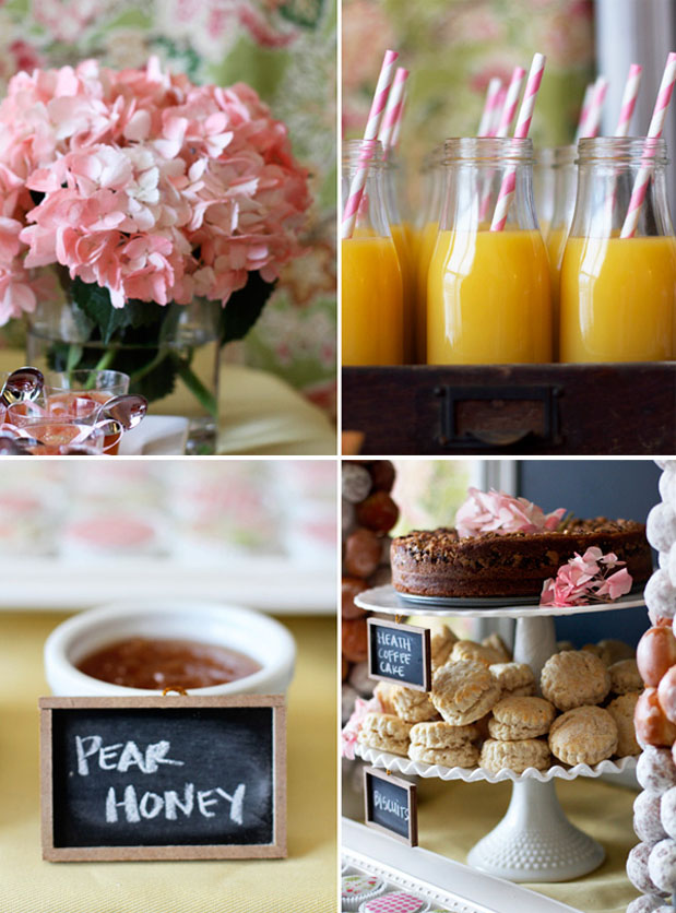 farmhouse babyshowerbrunch copy WOW Food Ideas for Your Shower