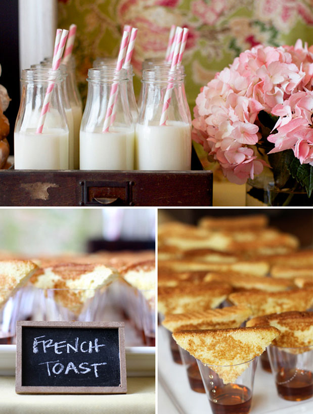 idea brunch menu inspiration project wedding forums