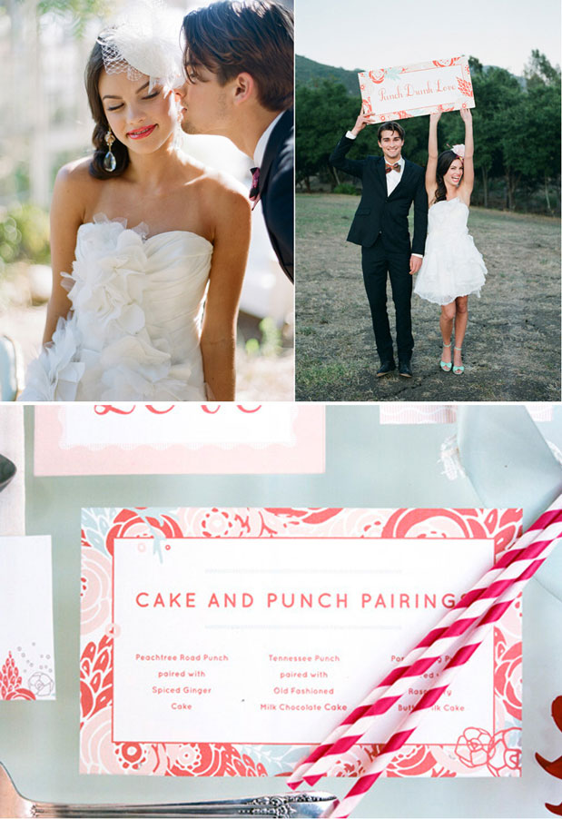 Wedding Blog Punch Drunk Love Part Two