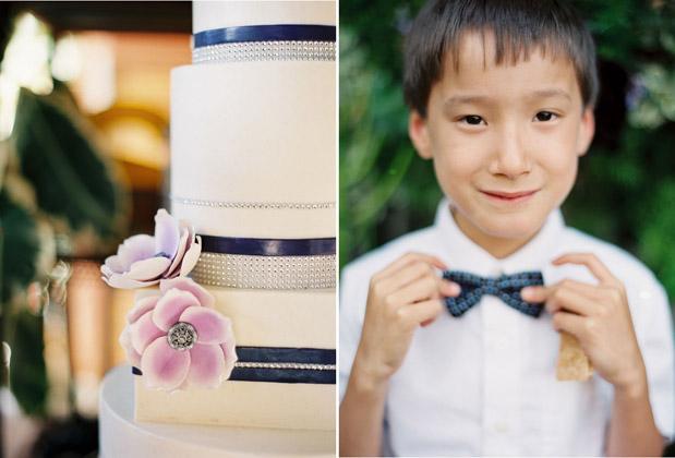 modern cake indie smogg shoppe wedding