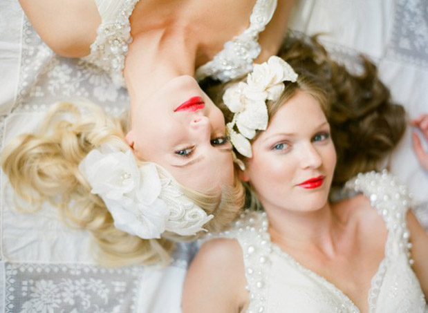 Wedding Blog Jannie Baltzer Headpieces