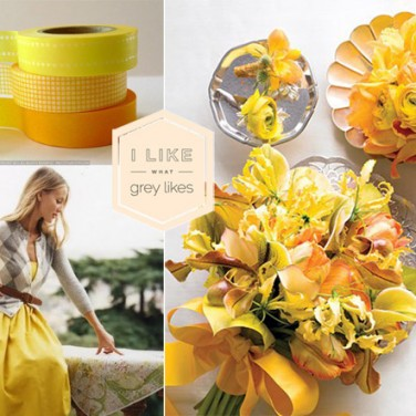 Preppy Yellow