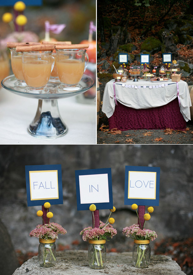 Wedding Blog FALL in Love