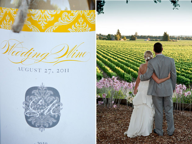 Wedding Blog Healdsburg Country Gardens