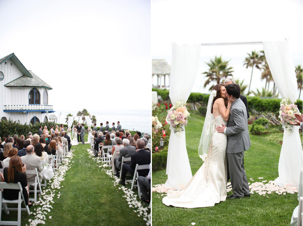 Wedding Blog Malibu Romance: True Feminine Elegance
