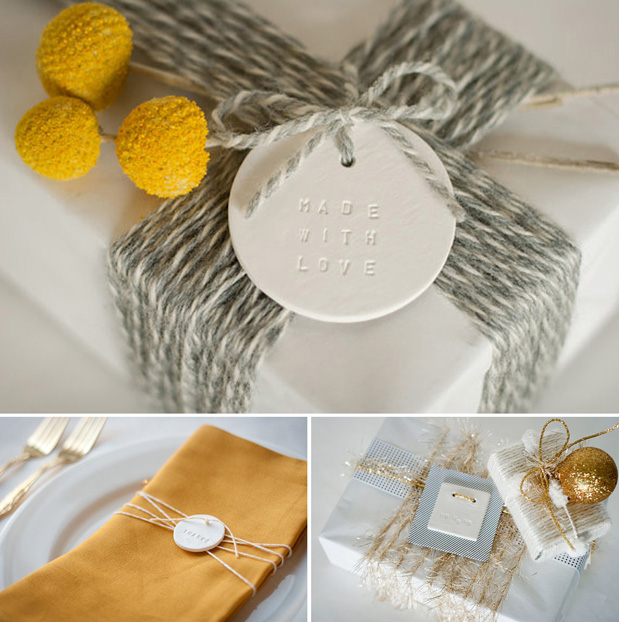 Wedding Blog Gift Tags for the Gifted