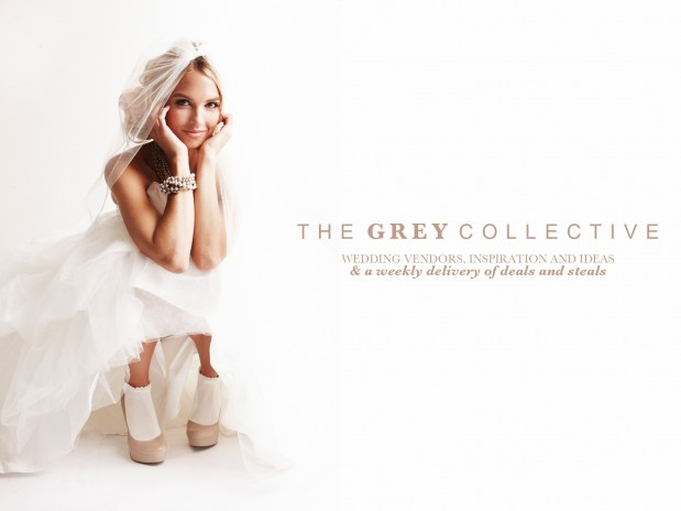 Wedding Blog The Grey Collective (And Our BEST Giveaway EVER!)
