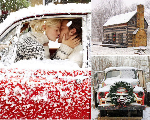 Wedding Blog Holiday Inspiration