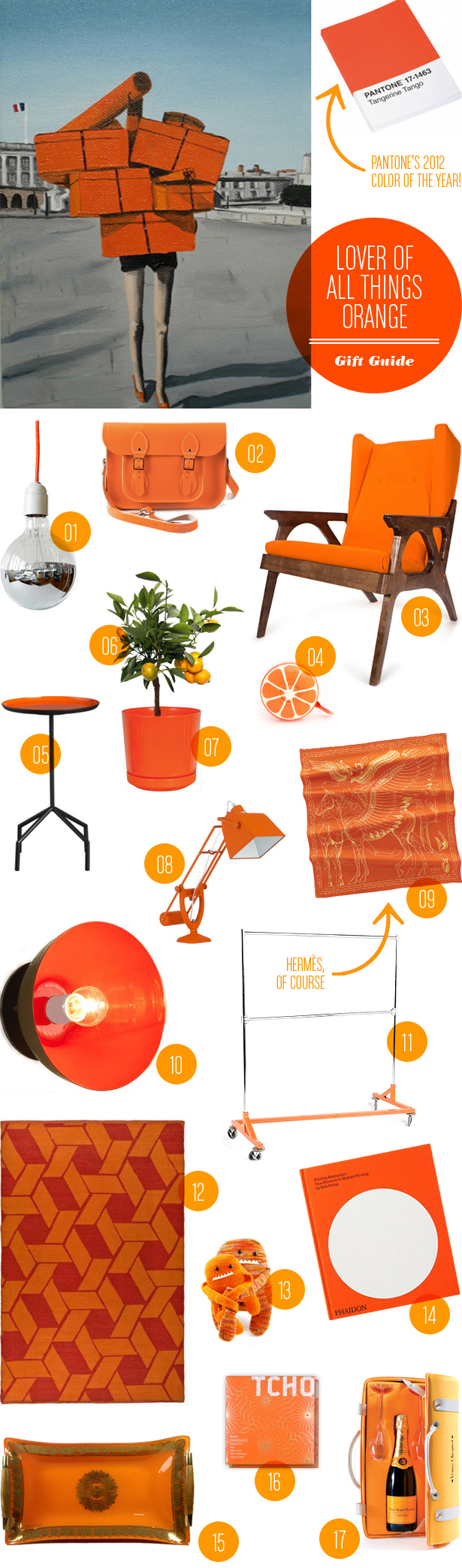 Wedding Blog Zesting Citrus: Gift Guide from MStetson Design