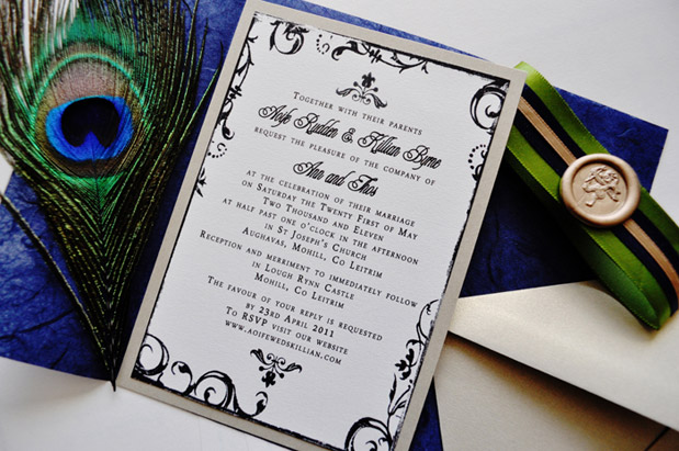 Wedding Blog Vintage Invites Giveaway