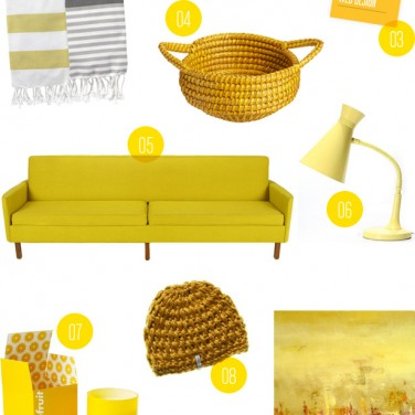 You Are My Sunshine: Gift Guide from MStetson Design