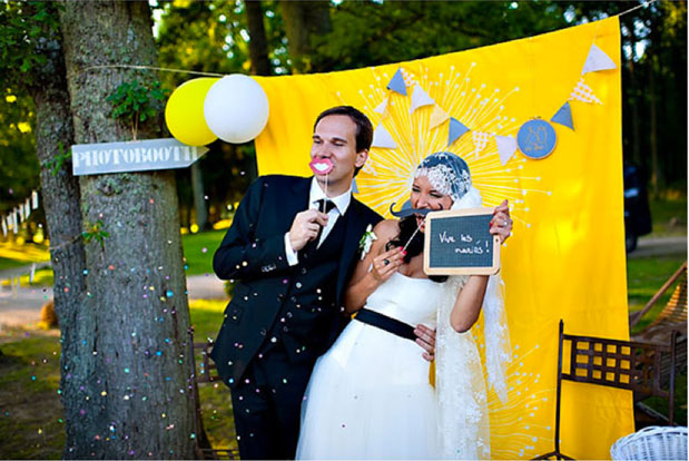 Wedding Blog Greys Greatest: Top 10 Yellow Weddings