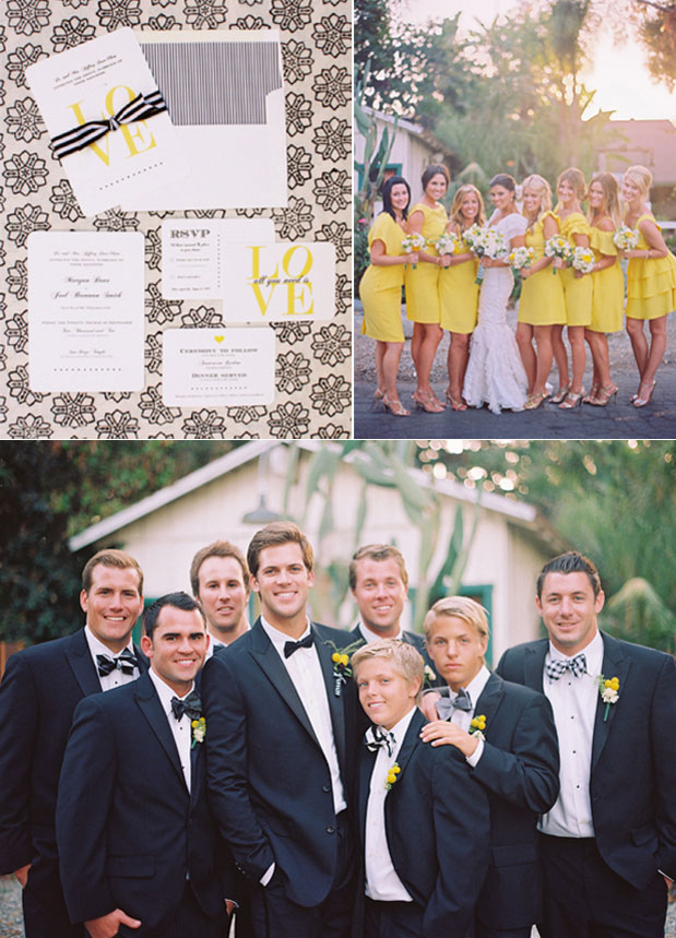 Wedding Blog Greys Greatest Top 10 Yellow Weddings