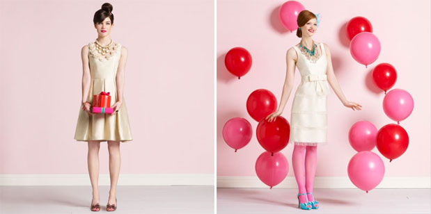 Wedding Blog Wedding Belles (and Whistles) From Kate Spade