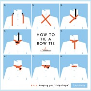 How to Tie a Bow Tie: A Gentleman's Tutorial