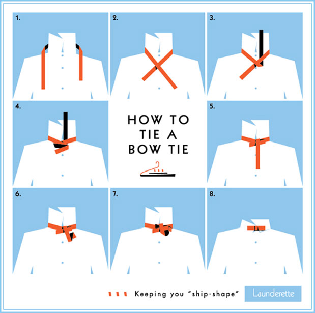 Wedding Blog How to Tie a Bow Tie: A Gentlemans Tutorial