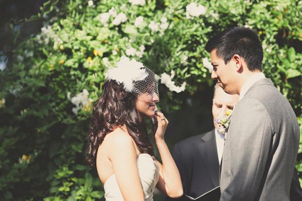 Wedding Blog McCormick Ranch: Bold Cobalt and Marigold